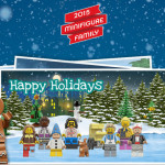Create Custom LEGO Mini-Fig Holiday eCards