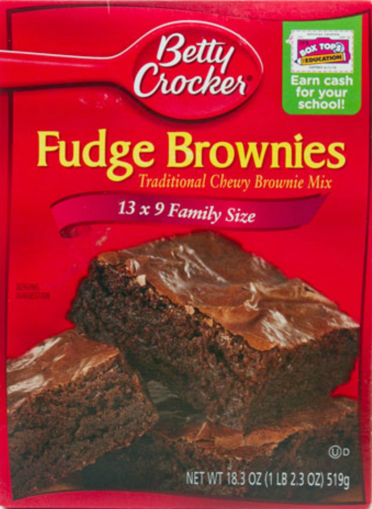 Pillsbury Chocolate Fudge Brownie Mix Are Very Moist
