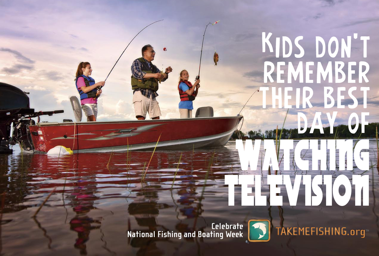 2016 national fishing and boating week free fishing days for Free fishing day