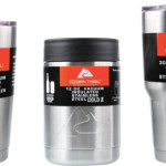 Ozark Trail 30 Oz. Double-Wall Vacuum-Sealed Tumbler ONLY $9.74! Compare to Yeti!