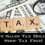 State Sales Tax Holidays – Shop Tax Free!