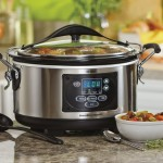 Hamilton Beach Set 'n Forget Programmable Slow Cooker (reg. $49.99) ONLY $39.99 today!
