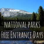 National Parks FREE Entrance Days – Road Trip!