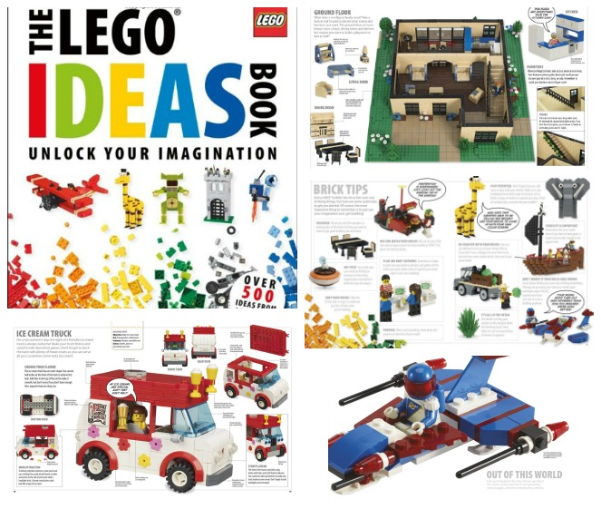 The LEGO Ideas Book - great price!