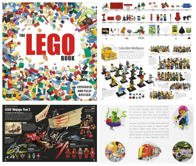 The LEGO Book - great price!