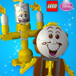 LEGO Disney Princess Building Event (9/17 & 9/24)