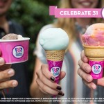 Baskin Robbins: $1.31 Scoops for '31' Day!