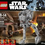 NEWLY RELEASED: LEGO Star Wars AT-ST Walker set (reg. $39.99) ONLY $32.82!