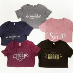 """My Favorite """"Life Is…"""" Collection Tees (reg. $29.95) are ONLY $14.97 shipped!"""