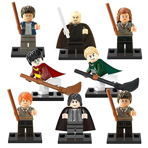 LEGO-compatible Harry Potter mini-figures ONLY $10 shipped right now!
