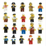 SALE: Set of 20 LEGO Compatible Mini-Figures!