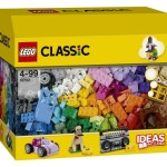 LEGO Classic 583-piece Creative Building Set (reg. $30) ONLY $25!