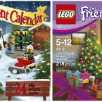 SAVE 20% on LEGO Friends or CITY Advent Calendars through 10/8! Plus, Free Shipping!