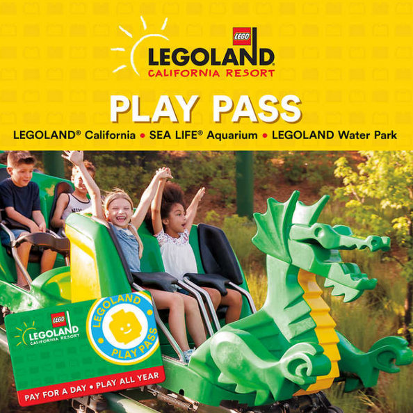 Best Deals for LEGOLAND California Resort Annual Passes