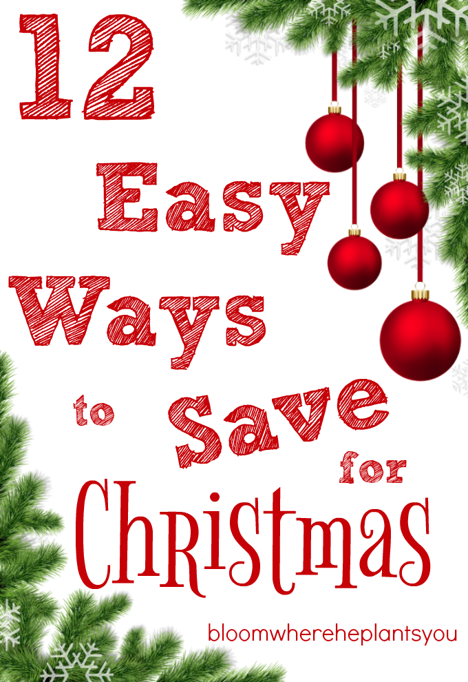 Christmas can come with a lot of unplanned expenses, even with a good budget. Hit the ground running next year with these 12 Easy Ways to Start Saving for Christmas Now!