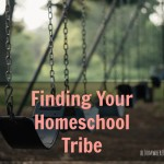 How to Find a Homeschool Tribe